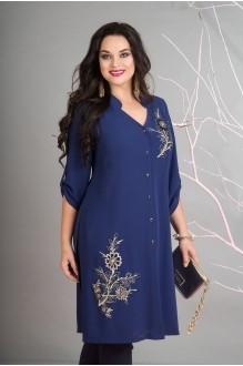 Лилиана 634N синий