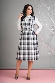 Лилиана 661 сарафан+блуза