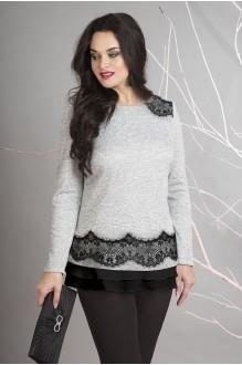 Лилиана 660 серый/черный
