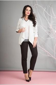 Лилиана 658 жакет+блуза