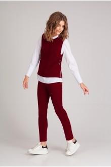 Arita Style (Denissa) 1161 бордо