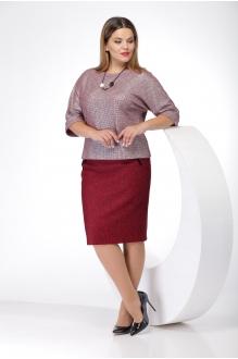 Юбочные костюмы /комплекты Карина Делюкс 022 фото 1
