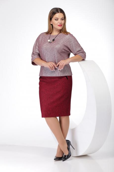 Юбочные костюмы /комплекты Карина Делюкс 022