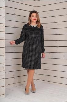 Повседневные платья VIOLA STYLE 0770 темно-коричневый фото 1