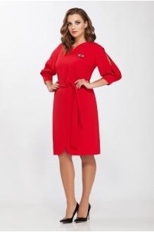 Повседневные платья Beautiful&Free 1401 красный фото 1