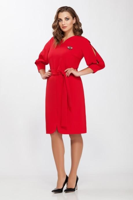 Повседневные платья Beautiful&Free 1401 красный