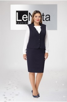 LeNata 31922 с бел. блуза
