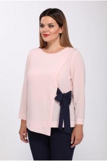 Блузки и туники Джерза 0210 розовый фото 2