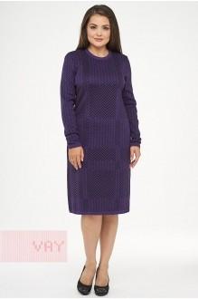 VAY 182-2321 фиолетовый/черный