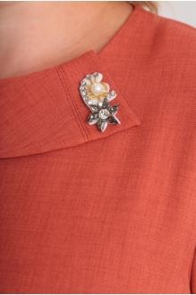 Юбочные костюмы /комплекты Milana 944 терракот фото 3