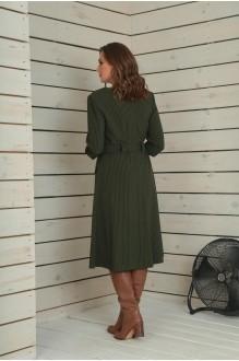 Повседневные платья VIOLA STYLE 0790 зеленый фото 6
