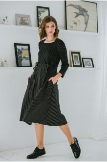 Повседневные платья Elletto 1596 чёрный фото 3