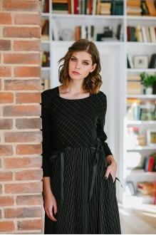 Повседневные платья Elletto 1596 чёрный фото 5