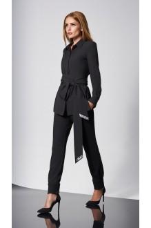 Блузки и туники DiLiaFashion 0146 -1 чёрный фото 3