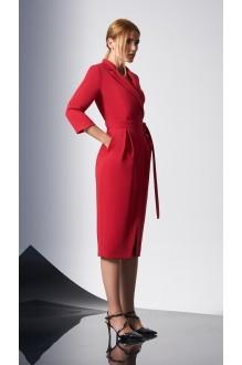 Вечерние платья DiLiaFashion 0161-2 красный фото 3