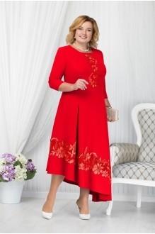 Нинель Шик 5663 красный