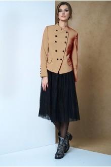 Юбочные костюмы /комплекты Fantazia Mod 3260/1 песочный фото 1