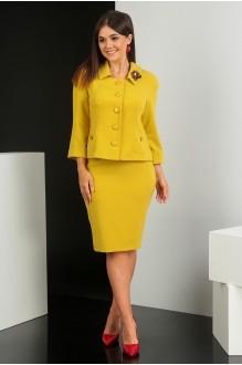 Мода-Юрс 2249 -1 светлая горчица