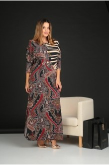 Длинные платья VIOLA STYLE 0795 фото 1
