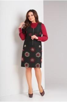 Милора Стиль 589 блуза+сарафан