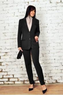 МиА-Мода 931 -4 черный в полоску