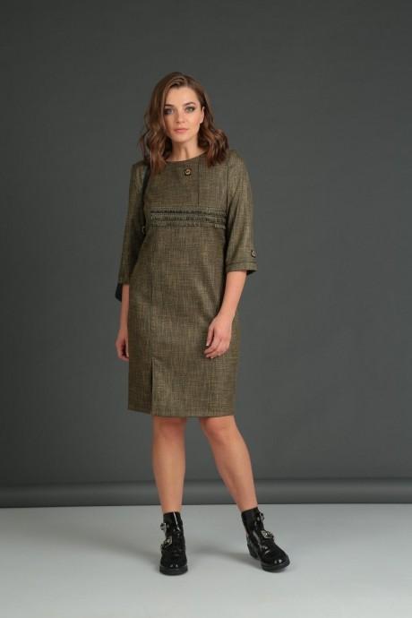 Повседневные платья VIOLA STYLE 0772