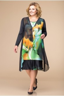 Romanovich Style 3-733 черно-зеленый