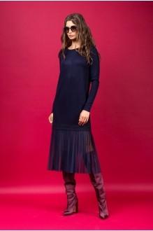 Юбочные костюмы /комплекты Vesnaletto 1881 т.синий фото 4