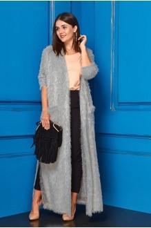 Anastasia 225 серо-голубой