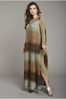 Diva 980 платье+накидка