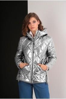 Куртки Elletto 3238 светлое серебро фото 2