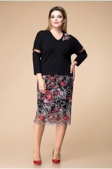 Romanovich Style 2-1537 чёрный с красным