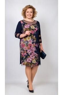 Вечерние платья TricoTex Style 1816 цветы фото 1