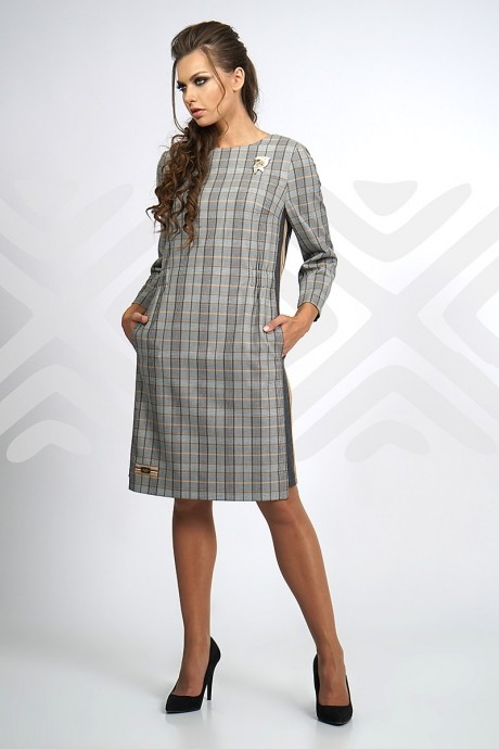 Повседневные платья Olegran Д-532