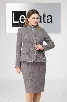 LeNata 21947 тёмно-серый