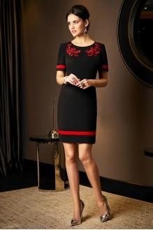 Lissana 3530 черный+красный