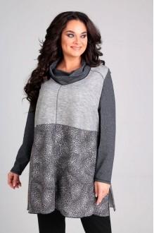 Таир-Гранд 62241 серый+леопард