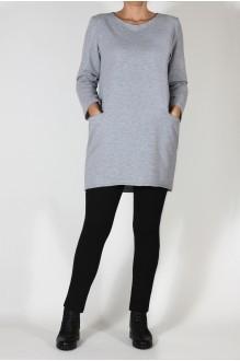 Mirolia 511 серый меланж