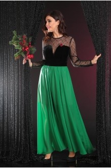 Мода-Юрс 2386 зеленый