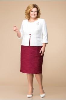 Romanovich Style 3-979 бело-бордовый