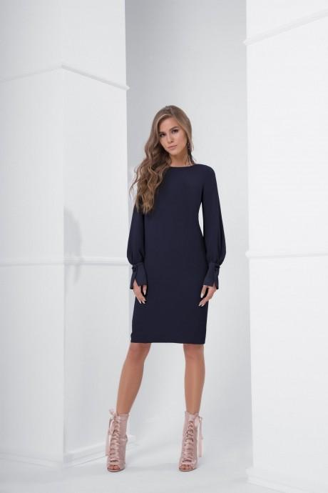 Вечерние платья Lokka 429 синий