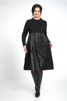 Повседневные платья ALANI COLLECTION 838 черный фото 1