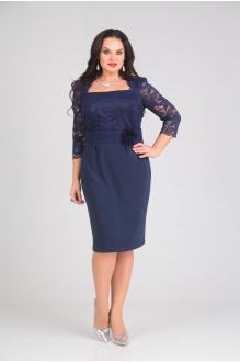 Анастасия Мак 574 темно-синий