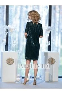Вечерние платья Твой Имидж 9862 бутылка фото 2