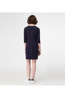 Повседневные платья PANDA 414380 тёмно- синий фото 2