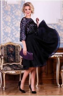 Euro-moda 198 лаванда+синий