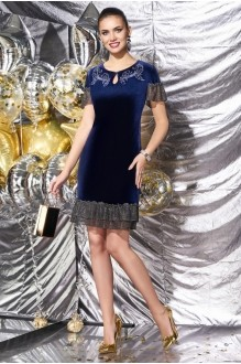 Lissana 3557 синий