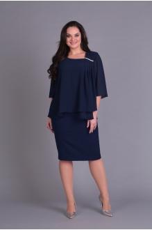 Анастасия Мак 575 темно-синий