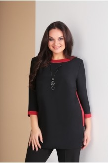 Ksenia Stylе 1612 черный+красный