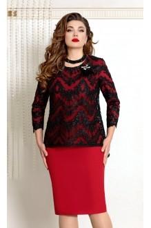 Vittoria Queen 6773 красный+чёрный
